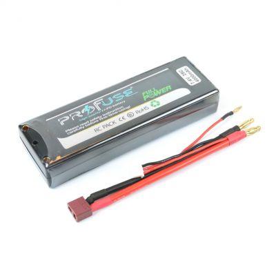 7,4V Lipo Battery 4000mAh 35C - Hardcase
