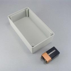 76x136x50 Handheld Enclosure (Black) - Thumbnail