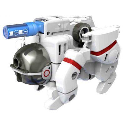 7′li Güneş Enerjili Uzay Filo Robot Eğitim Kiti (7-in-1 Solar Space Fleet kit)