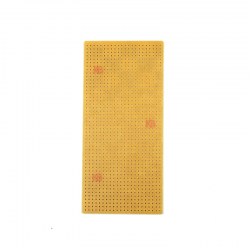 6x13 cm Delikli Pertinaks Tek Yüzlü - Thumbnail