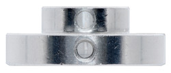 8 mm Motor Bağlantı Elemanı Çifti (M3 Sabitleme Delikli) PL-2693 - Thumbnail