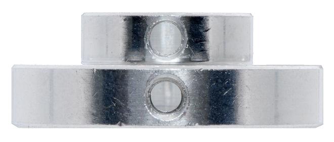 8 mm Motor Bağlantı Elemanı Çifti (M3 Sabitleme Delikli) PL-2693