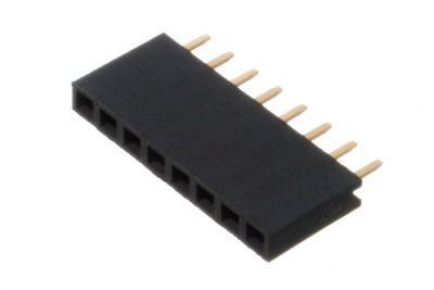 8 Pin Female Header