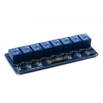 8 Way 5 V Relay Module - 8′li 5 V Röle Kartı