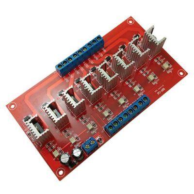 8 Way PLC DC Amplifier Board