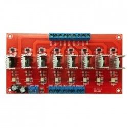 8 Way PLC DC Amplifier Board - Thumbnail