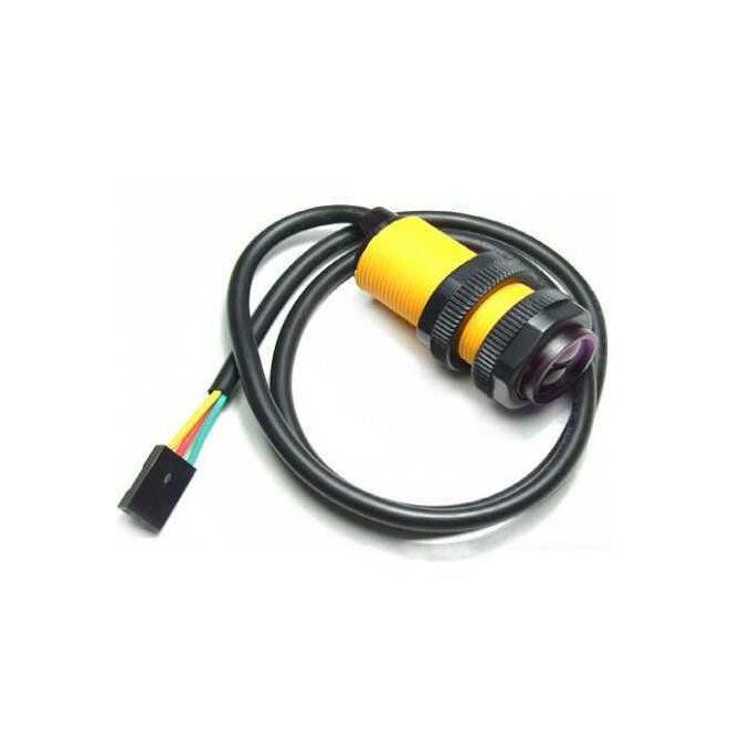 80 cm Menzilli Kızılötesi Sensör - MZ80(E18-D80NK)