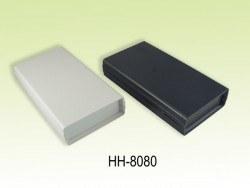 85 x 155 x 30 mm Proje Kutusu - HH-8080 (Siyah) - Thumbnail