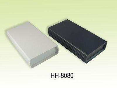 85 x 155 x 30 mm Proje Kutusu - HH-8080 (Siyah)