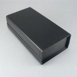 Altınkaya - 85 x 155 x 45 mm Proje Kutusu - HH-8082 (Siyah)