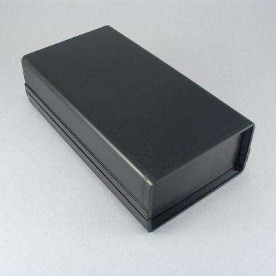 85 x 155 x 45 mm Proje Kutusu - HH-8082 (Siyah)