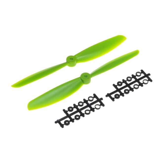 8x4.5 Pervane Seti - CW & CCW - Yeşil