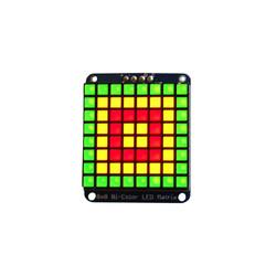 Adafruit - 8x8 1.2 Inch Çift Renkli I2C Bağlantılı Led Matris (Kırmızı - Yeşil)