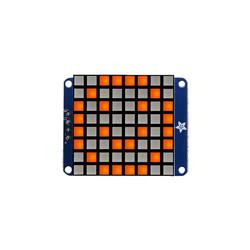 Adafruit - 8x8 1.2 Inch I2C Bağlantılı Led Matris (Parlak Turuncu)
