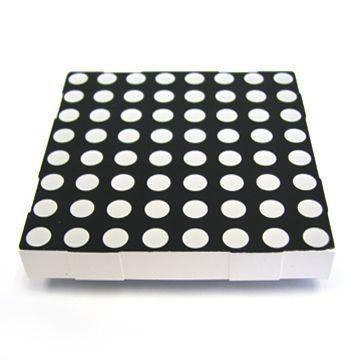 8x8 Ortak Anot Dot Matrix - KPM-2088 BSRND