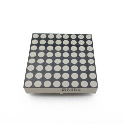 China - 8x8 Ortak Anot Dot Matrix - 38x38 mm