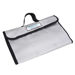 China - 9imod Lipo-Battery Explosion Proof Bag 200x305mm Portable Safety Bag for RC Battery