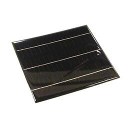 9V 500mA Solar Panel - Güneş Pili - Thumbnail