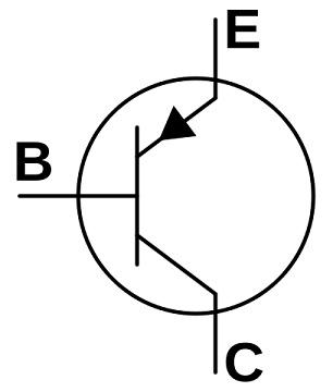pnp transistör sembolü
