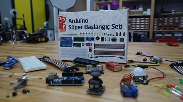 Arduino Süper Başlangıç Seti