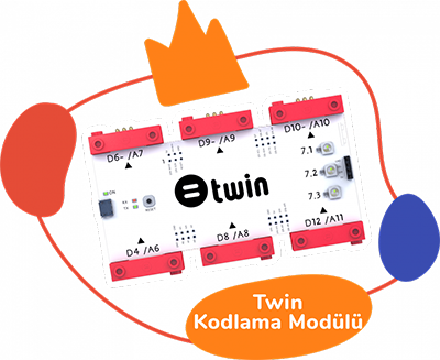 Twin Kodlama Seti