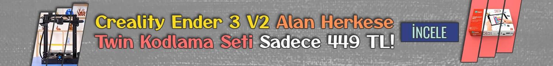 Ender 3 v2 - Twin
