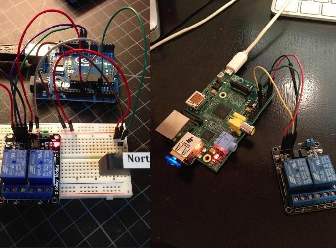 2 Channel Relay 5V Module for Arduino - MyDuinocom