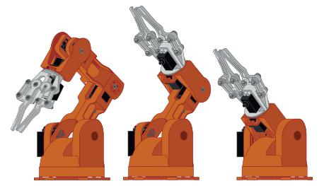 Arduino Braccio Robot Kol