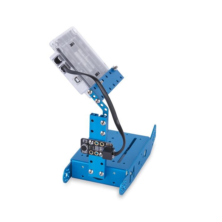 makeblock mbot ve mbot ranger için perception gizmos eklenti paketi ses kontrollü lamba