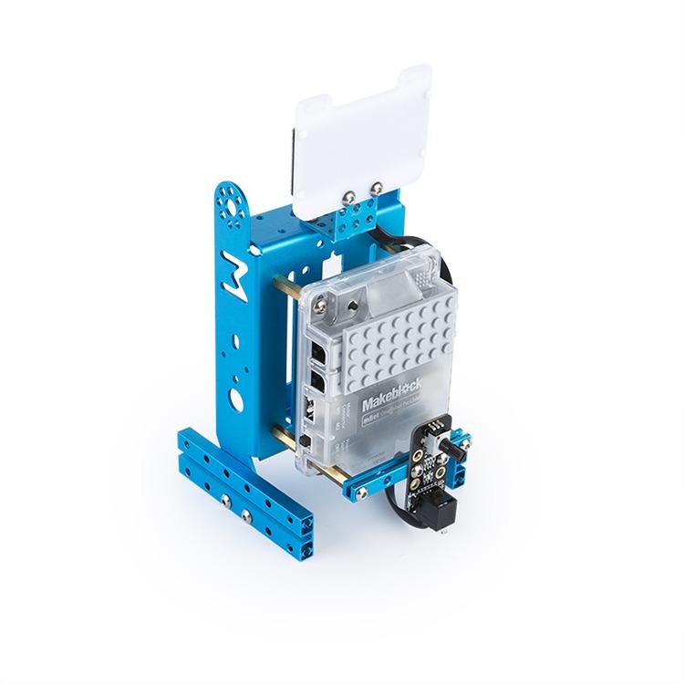 makeblock mbot ve mbot ranger için perception gizmos eklenti paketi sayı tahmin robotu