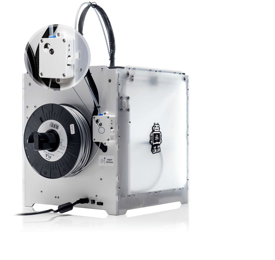 Ultimaker Filament Motoru