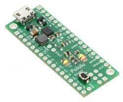 A-Star 32U4 Mini SV Developer Board - Thumbnail
