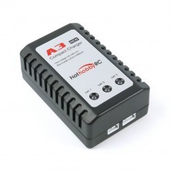 HOTHOBBYRC - A3 Compact Lipo (2-3S) Charger