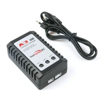 A3 Compact Lipo (2-3S) Charger