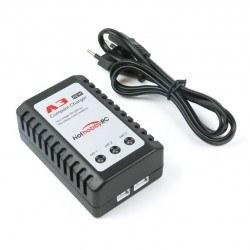 A3 Compact Lipo (2-3S) Şarj Aleti - Balancer - Thumbnail