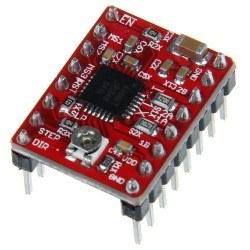 A4988 Step Motor Sürücü Kartı (Kırmızı PCB) - Thumbnail