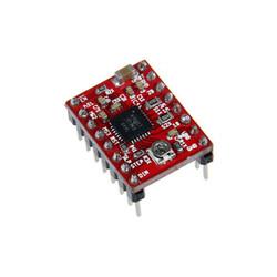 Robotistan - A4988 Step Motor Sürücü Kartı (Kırmızı PCB)