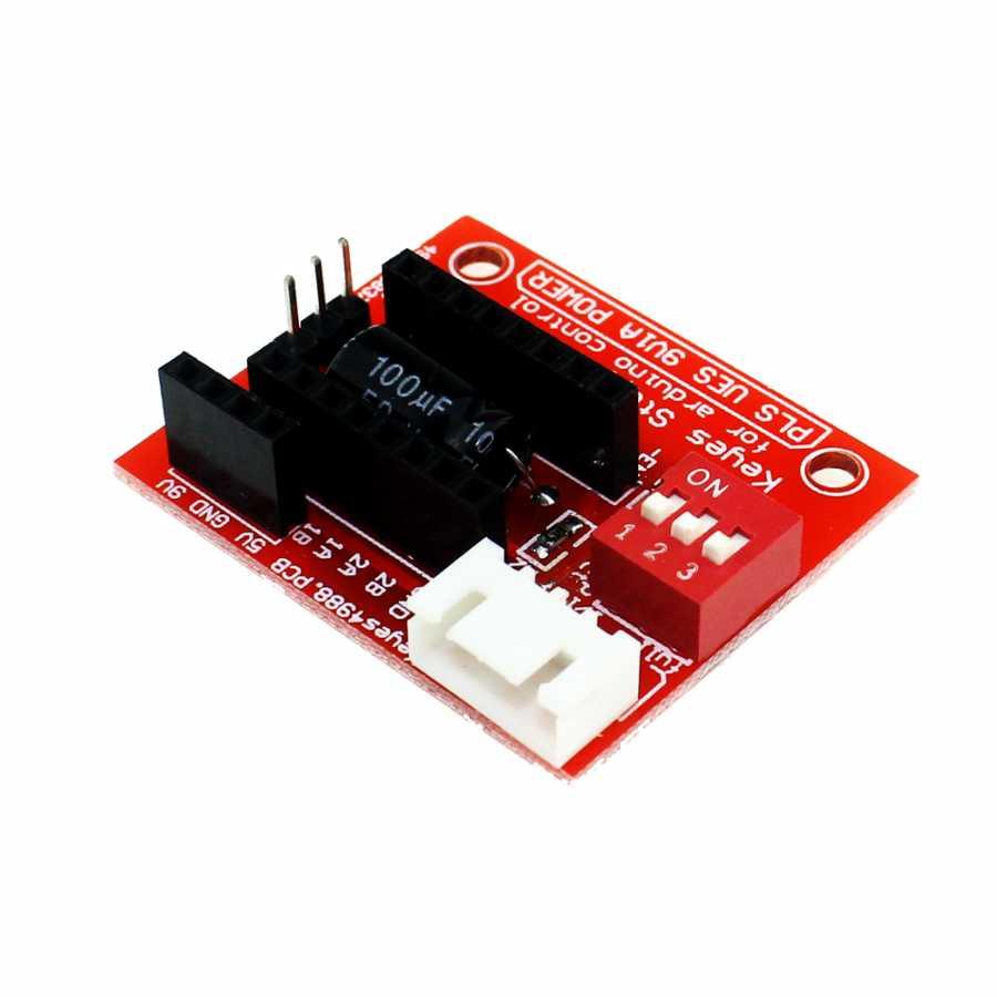 Buy a4988 drv8825 stepper motor driver control board with for Stepper motor control board