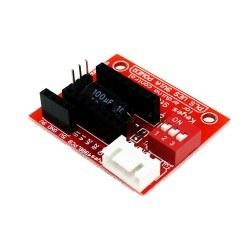 China - A4988/DRV8825 Stepper Motor Driver Control Board