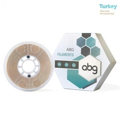 ABG - ABG 1.75 mm Ahşap PLA Filament - 3D Yazıcı(Printer)