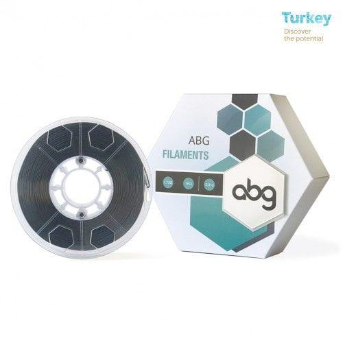 ABG 1.75 mm Black PLA Filament