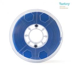 ABG 1.75 mm Blue ABS Filament - Thumbnail