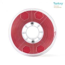 ABG 1.75 mm Kırmızı ABS Filament - Thumbnail