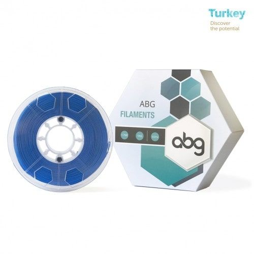 ABG 1.75 mm Mavi ABS 3D Printer Filament