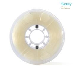 ABG 1.75 mm Natural PLA Filament - Thumbnail