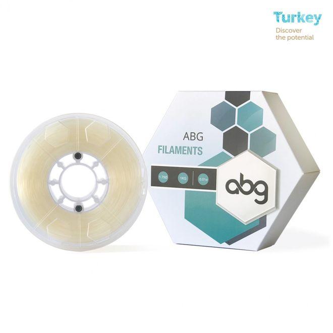 ABG 1.75 mm Natural PLA Filament