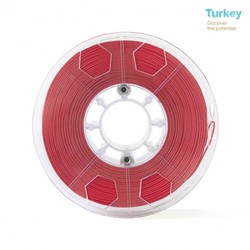 ABG 1.75 mm Red ABS Filament - Thumbnail