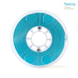 ABG 1.75 mm Turkuaz PLA 3D Printer Filament - Thumbnail