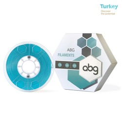 ABG - ABG 1.75 mm Turkuaz PLA 3D Printer Filament