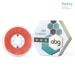 ABG - ABG 1.75 mm Turuncu PLA 3D Printer Filament